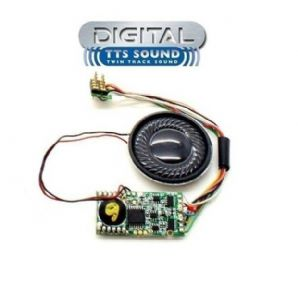 Hornby TTS Sound Decoder (Select Sound Type)